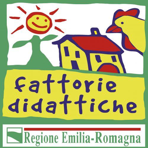logo fattorie didattiche Emilia Romagna